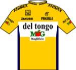 Maglia della Del Tongo - MG Boys Maglificio
