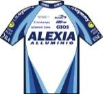 Maglia della Alexia Alluminio