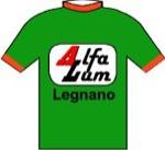 Maglia della Alfa Lum - Legnano - Ecoflam
