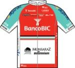 Maglia della Banco Bic - Carmim