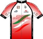 Maglia della Ayandeh Continental Team
