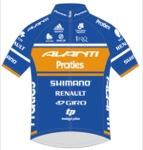 Maglia della Avanti Racing Team