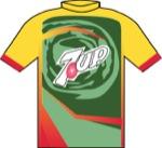 Maglia della 7 Up - Colorado Cyclist