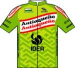 Maglia della Aguardiente Antioqueño - Lotería de Medellín - Idea
