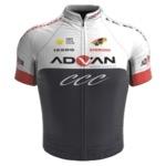 Maglia della Advan Customs Cycling Team