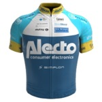 Maglia della Alecto Cyclingteam