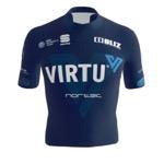 Maglia della Team Virtu Cycling