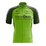 Maglia della Waowdeals Pro Cycling Team
