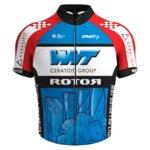 Maglia della WNT Rotor Pro Cycling Team