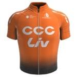 Maglia della CCC - Liv