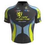 Maglia della Lviv Cycling Team