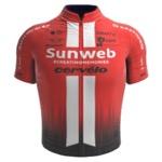 Maglia della Team Sunweb