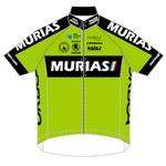 Maglia della Euskadi Basque Country - Murias