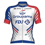 Maglia della Groupama - FDJ