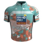 Maglia della Bike Aid