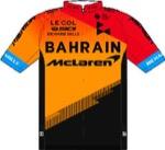 Maglia della Bahrain - Mclaren