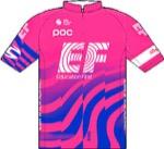 Maglia della EF Pro Cycling