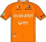 Maglia della Euskaltel - Euskadi