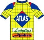 Maglia della Atlas - Lukullus - Ambra