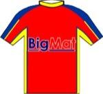 Maglia della BigMat - Auber 93
