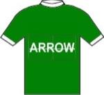 Maglia della Arrow
