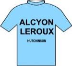 Maglia della Alcyon - Leroux