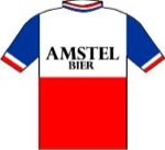 Maglia della Amstel Bier