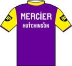 Maglia della Mercier - BP - Hutchinson
