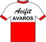 Maglia della Acifit - Avaros