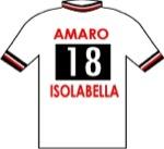 Maglia della Amaro 18 Isolabella