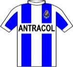 Maglia della FC Porto - Antracol
